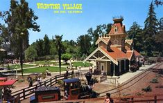 If you were in the South Bay from 1961 to you may remember Frontier Village. Frontier Village was a western theme family amusement park with attractions San Jose California, Vintage California, California Travel, Santa Clara County, Santa's Village, Great Places, Amusement Parks, Local History, Family History