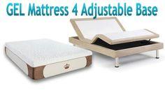 DynastyMattress New Cool Breeze HD Gel Memory Foam Mattress For Adjustable Beds Gel Mattress, Mattress Covers, Mattress Cleaning, Platform Bed With Storage, Platform Beds, Coverlet Bedding, Adjustable Beds, Memory Foam, Rome