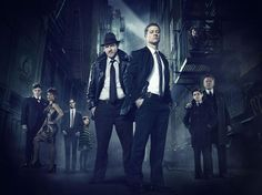 Gotham (FOX) - aka, I'm only watching this because I feel like I have to.