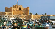 Senior Citizens tours , Citadel of Qaitbay http://www.maydoumtravel.com/senior-citizens-tours-packages/4/1/17