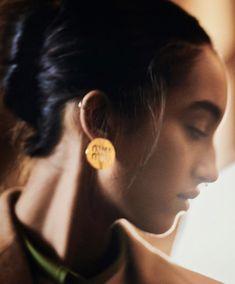 Miu Miu, High Fashion, Stud Earrings, Luxury, Videos, Instagram, Jewelry, Design, Style