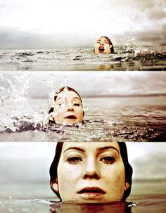 """""""Denial. It's not just a river in Egypt, it's a freakin' ocean. So how do you keep from drowning in it?"""" - Meredith Grey"""