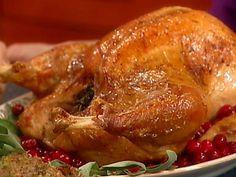 Classic Roasted Turkey Video : Food Network - FoodNetwork.com