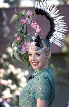Melbourne Cup 2015 fashion: Dresses, hats, fascinators | Frocks & shocks