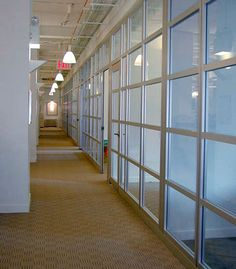 Corridors, Hall d'entrée, Ascenseurs, Escaliers & Portes