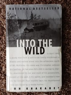 Into the Wild by John Krakauer