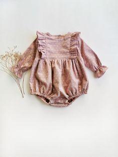 Robeez baby-girls Woven Romper