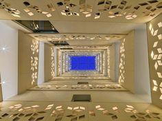 Atrium  #h10cubik #cubik #barcelona #h10 #hotel #hotels