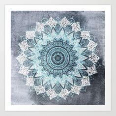 Replacement Batteries Cheap Sale Custom Soft Fleece Throw Blanket Chakra Decor Holistic Mandala Water Lily Pattern With Light Soft Color Stylized Zen Life Boho