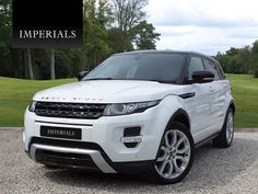 Imperials 2012 Range Rover Evoque Dynamic Lux! Almost every option ticked, reduced from £31,995 to £29,995 now