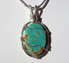 Turquoise Treasures by KatyNCrowwolf on Etsy