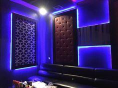 District Room District Karaoke Room #kontraktor #kontraktorinterior #arsitektur…