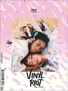 Vinyl Riot Cover Image | Issue #5