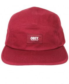 Obey - Worldwide 5 Panel -  26 August 2014 62da3f21d408
