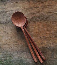 dessert spoon / analogue life