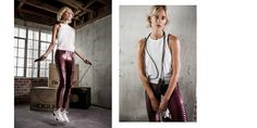 Elevating Fitness to the Level of High Fashion