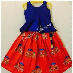 Frocks For Girls, Little Girl Dresses, Girls Dresses, Baby Dresses, Baby Dress Design, Baby Girl Dress Patterns, Kids Lehenga, Baby Lehenga, Kids Dress Wear