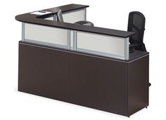 Reception Furniture – Borders Looking for a modern reception desk that will warmly welcome your guests? Borders II office reception furniture is great choice for any environment. Clean lines and curved shapes communicate sophistication at afforda Modern Reception Desk, Reception Desk Design, Reception Furniture, Lobby Furniture, Office Reception, Reception Areas, Commercial Office Furniture, Office Workstations, Affordable Furniture