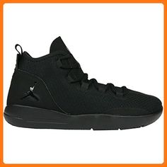 d53f36348113 Nike Jordan Kids Jordan Reveal BG Black Black Black Infared 23 Basketball  Shoe 5 Kids US