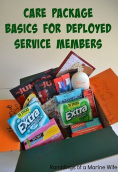 Care Package Basics