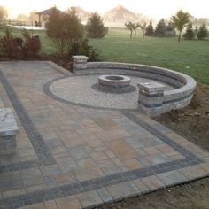 sandalwood color patio traditional with granite contemporary outdoor dining sets - Backyard Decoration Concrete Patios, Concrete Patio Designs, Backyard Patio Designs, Backyard Landscaping, Backyard Seating, Landscaping Ideas, Pavers Ideas, Stone Patio Designs, Concrete Fire Pits