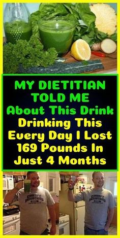 Health weight loss - My Dietitian Told Me About This Drink Drinking This Every Day I Lost 169 Pounds In Just 4 Months – Health weight loss Weight Loss Meals, Weight Loss Drinks, Weight Loss Smoothies, Diet Drinks, Healthy Drinks, Natural Detox Drinks, Fat Burning Detox Drinks, Fat Burning Tea, Beauty Tips