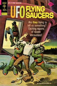 Monster Brains' high res scan gallery of UFO FLying Saucers