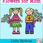 FREE!  Kids with Flowers for Mom is cute Clip Art that teachers and homeschoolers can use to create a mothers day project.   ***  I truly appreciate your...