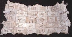 Image result for possum skin cloaks Aboriginal Culture, Aboriginal Art, Cloaks, Headdress, Sisters, Island, Google, Skirts, Image