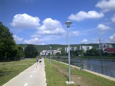 somesul cluj napoca Baseball Field, Romania, Wind Turbine