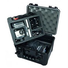 Go Professional Pro Watertight Rugged Case for GoPro Camera HD HERO2 & HERO (00850523004012) Love your GoPro camera, but not sure how to carry it around from point A to point B? Stop using a bag or backpack and get organized with our complete line of GoPro Hero2 carrying cases for transport of one to twelve GoPro Hero2's and accessories. Whatever action camera equipment or needs you have, Go Professional Custom Xtreme Cases has the right case solution for all of your organizational and ...
