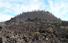 Lava Butte, near Bend, Or-I grew up in Bend and Sunriver..and used to drive back and forth past this volcanic mini mountain. It now is a park with all kinds of hiking trails! Really cool place!