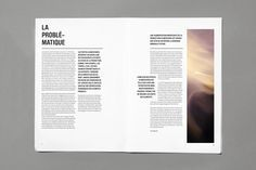 Layout, graphic magazine, food waste, the problematic, . Text Layout, Brochure Layout, Print Layout, Brochure Design, Food Magazine Layout, Magazine Ideas, Magazine Layout Design, Book Design Graphique, Mises En Page Design Graphique