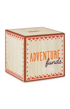 Primark - Tirelire Adventure Funds