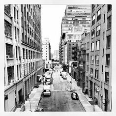 In black and white #newyork