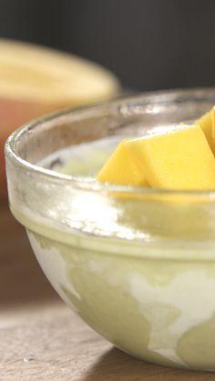 Filipino avocado ice cream with just 2 ingredients. Lemon Water Benefits, Lemon Health Benefits, Avocado Dessert, Filipino Desserts, Filipino Recipes, Filipino Food, Keto Ice Cream, Ice Cream Recipes, Filipino Avocado Ice Cream Recipe