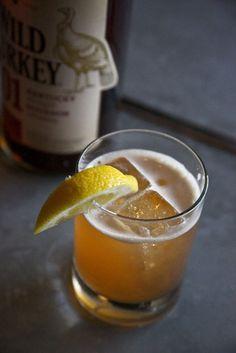 Bourbon Cocktail: Wild Child