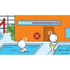 Zwemstuurkaarten Pro (eind juli i/d app store)