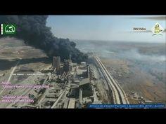 Guerra na Síria - Distrito industrial Ramouseh l Aleppo 7 a 9.08.2016