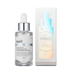 KLAIRS Freshly Juiced Vitamin Drop ist ein Serum, welches reich an Vitamin C ist und dennoch super verträglich für emfindliche Haut. Die sanfte Formel en...