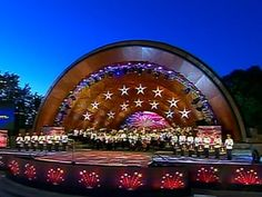 The Hatch Shell is a great place for the entire family be it for the 4th of July, free concerts or free Friday Night Flicks in the summer. Check this link for the schedule of summer events http://www.celebrateboston.com/hatch-shell.htm