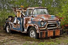 Resting Wrecker by Sunset Sailor, via Flickr