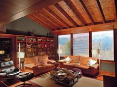 Casa Ingla Santi Vives Arquitectura Estança interior Sala d'estar