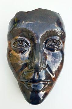Gallery céramiques visages dosm