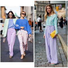 ¡Colores tendencia! En está época del año me empiezan a preguntar por la compras inteligentes de SALE, por eso voy a empezar a contarles… Capri Pants, Fashion, Shopping, Trends, Moda, Capri Trousers, Fashion Styles, Fashion Illustrations