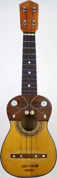 lardyfatboy: My Leonardo Bellini Soprano at Ukulele Corner of the… Banjo Ukulele, Violin, Painted Ukulele, Ukulele Design, Vintage Burlesque, Bellini, Custom Paint, Instruments, Corner