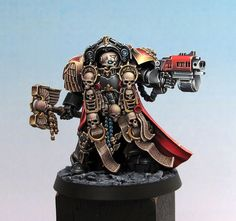 Exclusive Chaplain Pro Painted Blood Angels in Toys & Games, Wargames & Role-Playing, Warhammer Figurine Warhammer, Warhammer 40k Figures, Warhammer Paint, Warhammer Models, Warhammer 40k Miniatures, Warhammer Fantasy, Warhammer 40000, Space Marine Chaplain, Dark Angels 40k