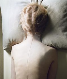 Jo Ann Callis #fineart #photography More at http://joshcampbellphoto.com/blog/ Source: http://www.americansuburbx.com/2015/01/tape-rope-water-milk-and-bondage-in-other-rooms.html