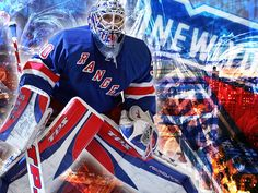 Lockout is over!! Welcome back boys! Here's to a great (short) season! Let's go Rangers!!!