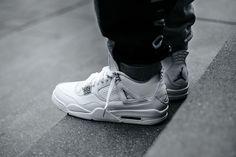 Nike Air Jordan IV 'Pure Money' - BSTN On Foot & Preview - EU Kicks: Sneaker Magazine